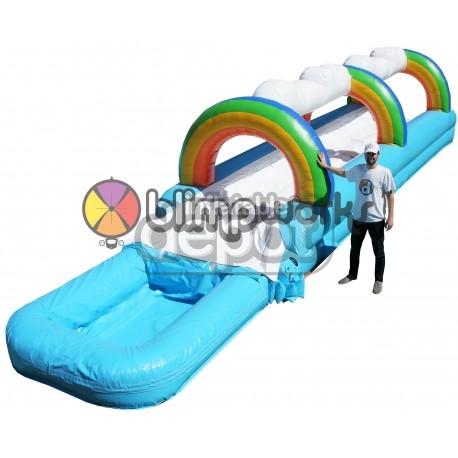 Splash Tunnel & Pool