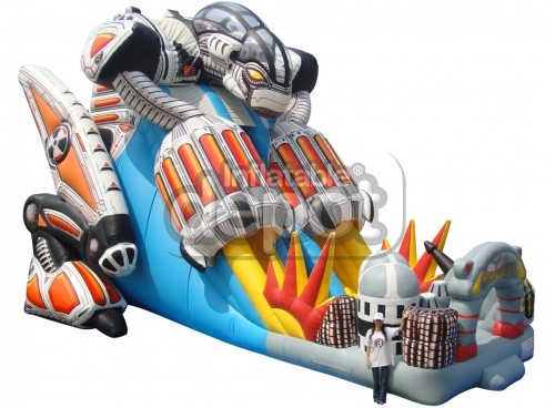 Air Bots™ Giant Slide