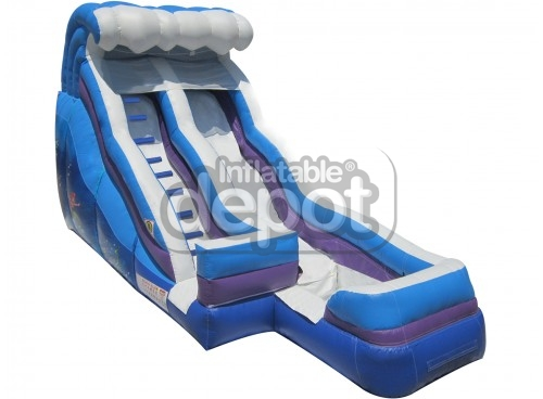 Aquatic Slide