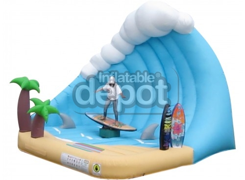Surf Mecánico Inflable