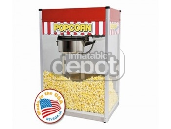 Concession Machines, 16oz Classic Popcorn Machine,